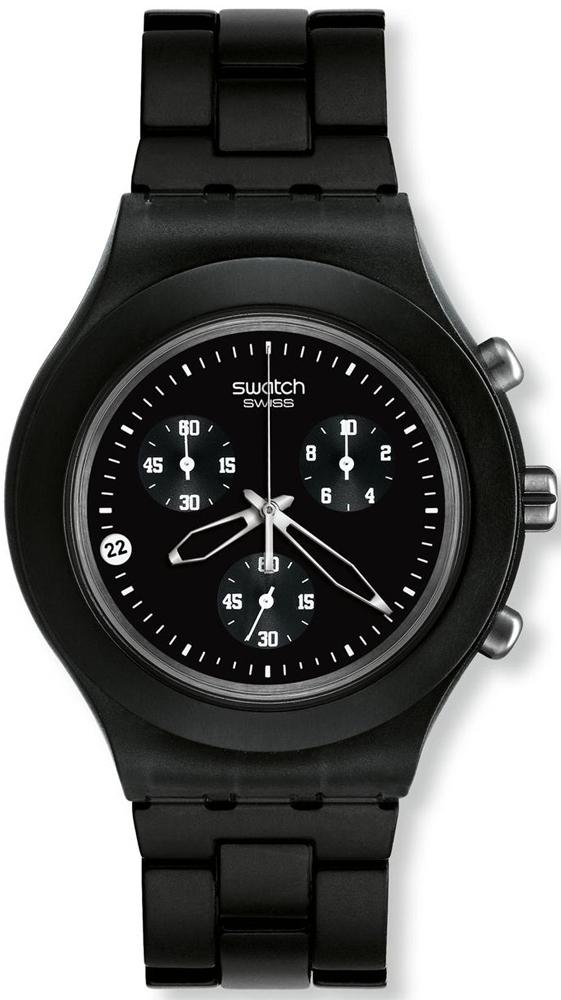 Swatch SVCF4000AG - zegarek męski