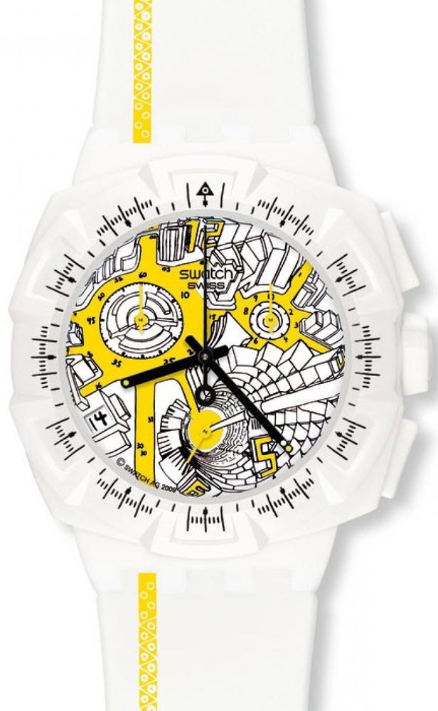 Swatch SUIW410 - zegarek męski