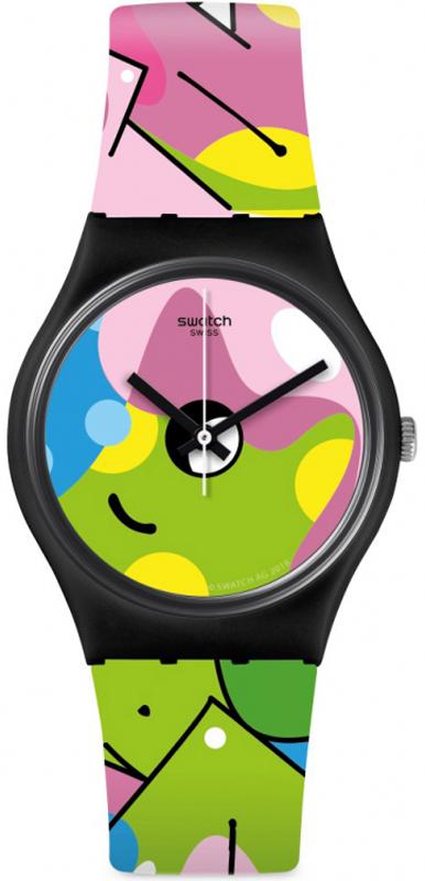 Swatch GB317 - zegarek damski