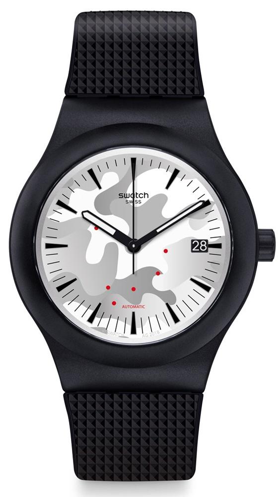 Swatch SUTB407 - zegarek męski