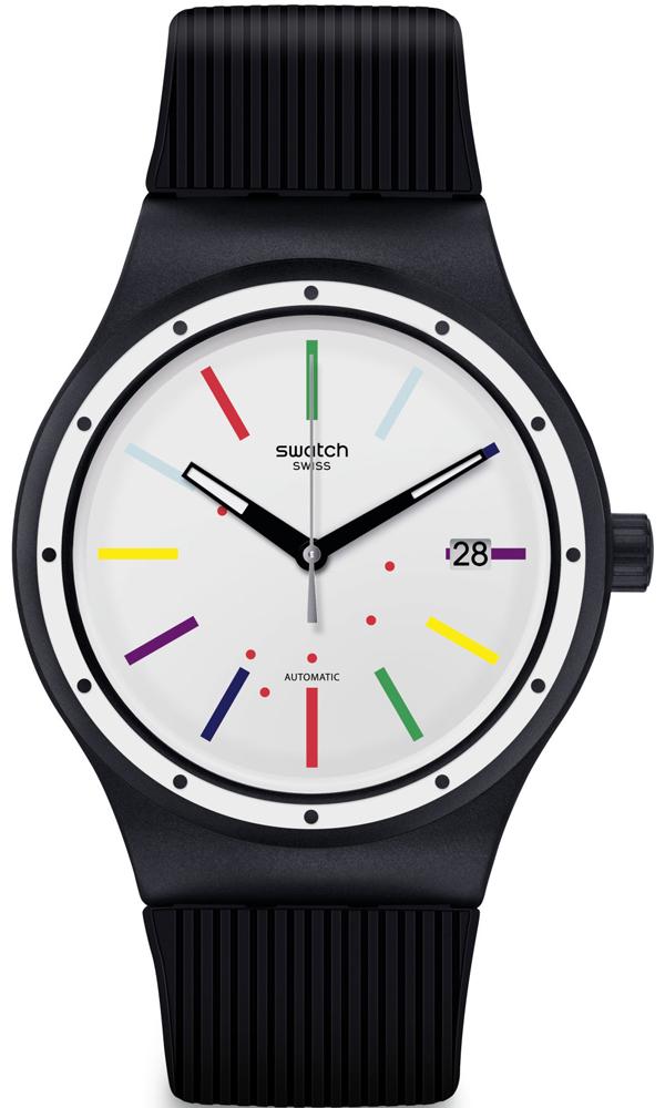 Swatch SUTB408 - zegarek męski