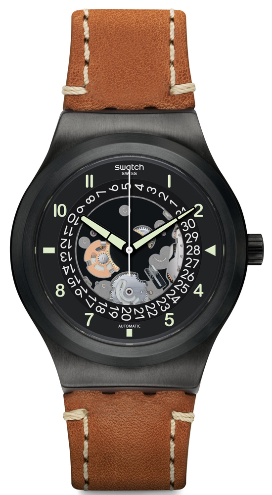 Swatch YIB402 - zegarek męski