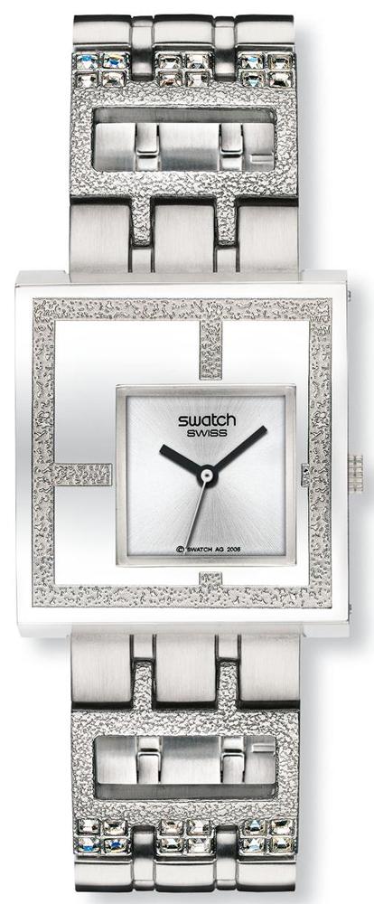 Swatch YUS100G - zegarek damski