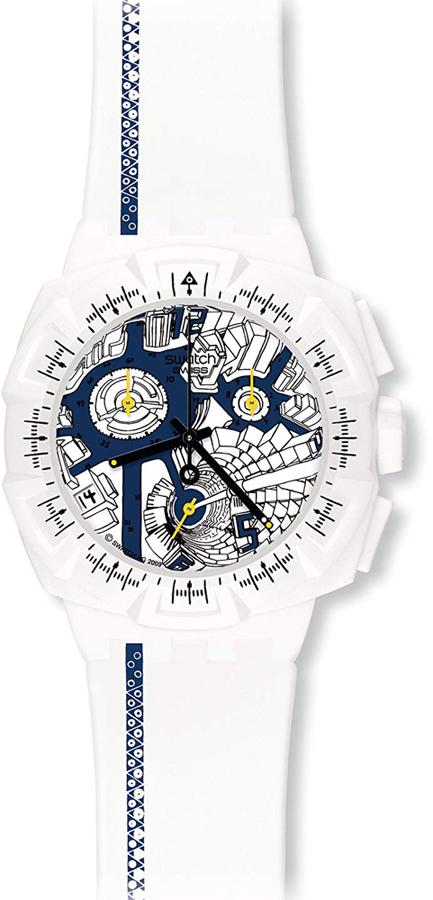 Swatch SUIW408 - zegarek męski