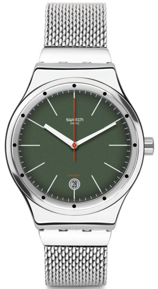Swatch YIS407GA - zegarek męski