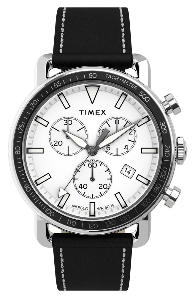 Timex TW2U02200 - zegarek męski