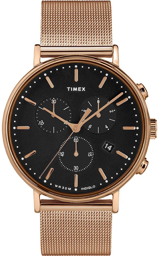 Timex TW2T37100 - zegarek męski