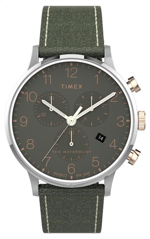 Timex TW2T71400 - zegarek męski