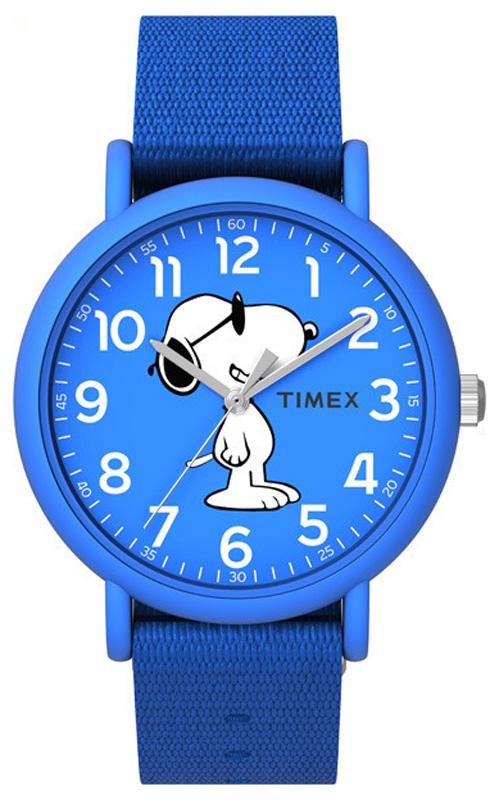 Timex TW2T65800 - zegarek dla chłopca