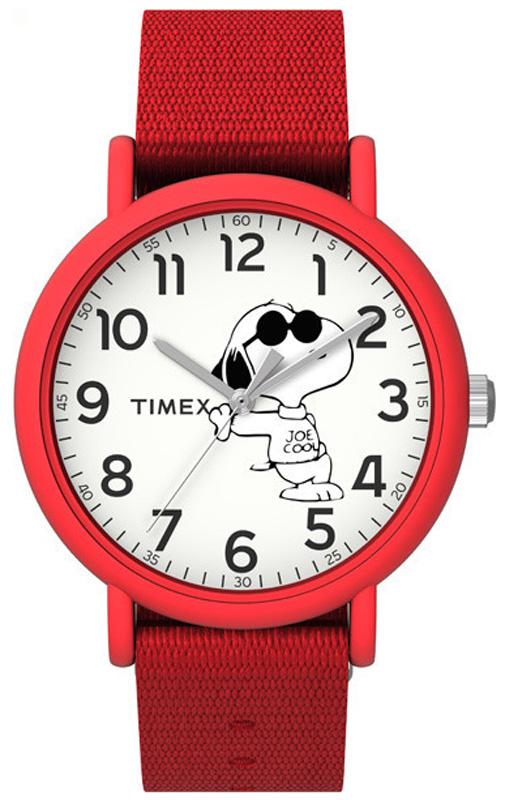 Timex TW2T66000 - zegarek dla chłopca