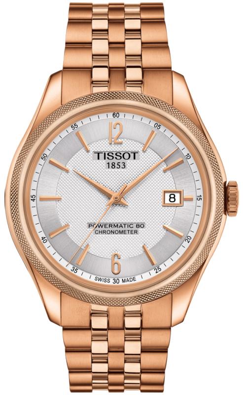 Tissot T108.408.33.037.00 - zegarek męski