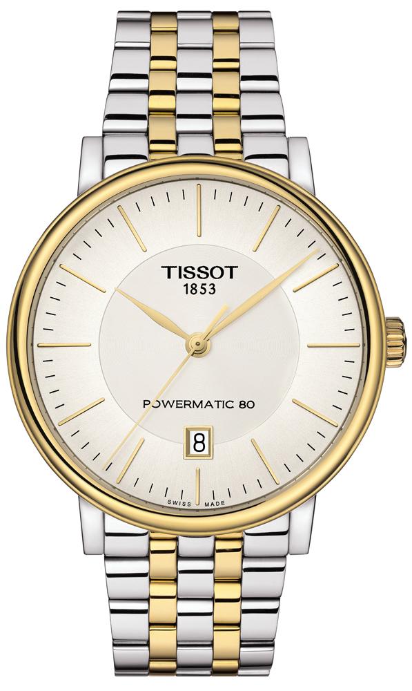 Tissot T122.407.22.031.00 - zegarek męski