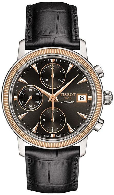 Tissot T921.427.46.066.00 - zegarek męski