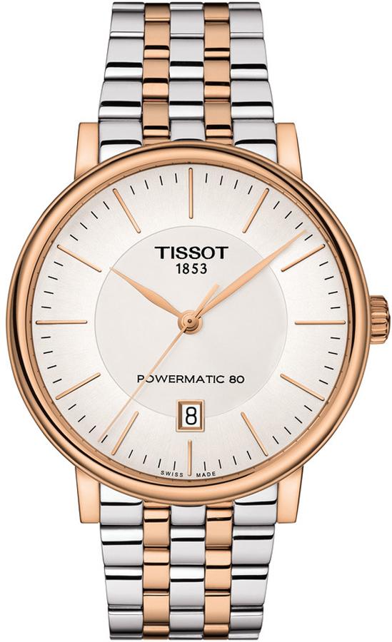 Tissot T122.407.22.031.01 - zegarek męski