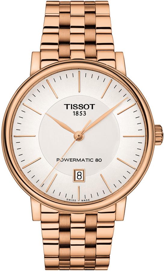 Tissot T122.407.33.031.00 - zegarek męski