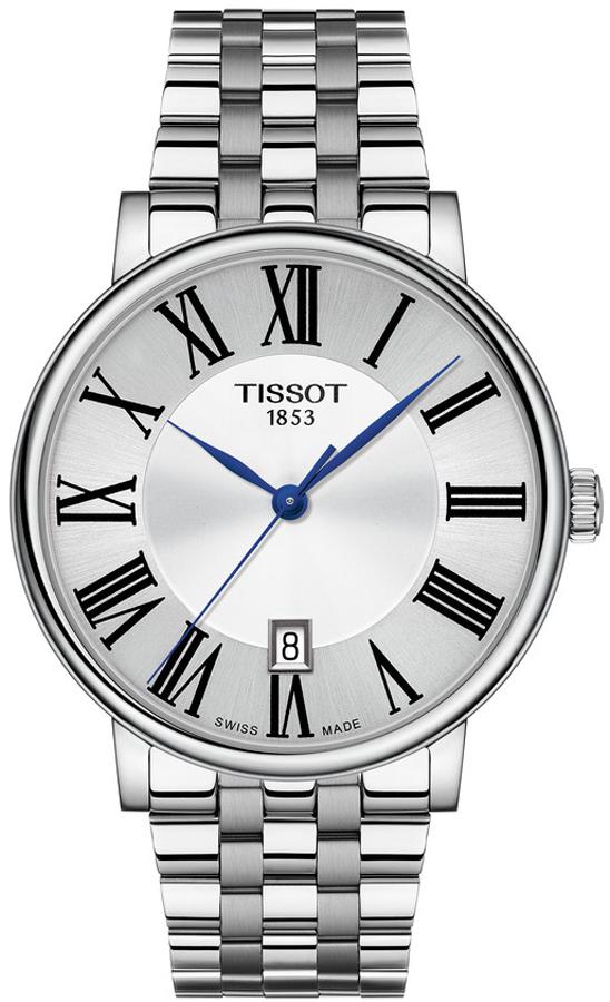 Tissot T122.410.11.033.00 - zegarek męski