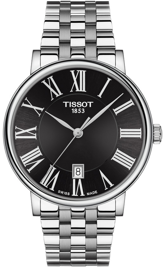 Tissot T122.410.11.053.00 - zegarek męski