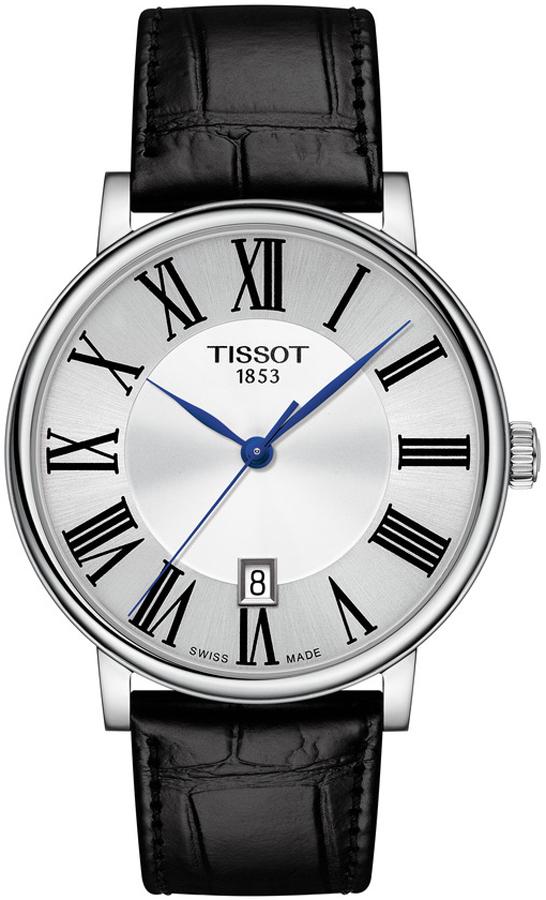 Tissot T122.410.16.033.00 - zegarek męski