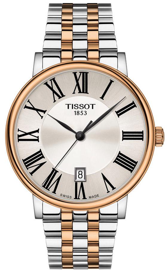 Tissot T122.410.22.033.00 - zegarek męski