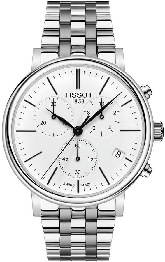 Tissot T122.417.11.011.00 - zegarek męski