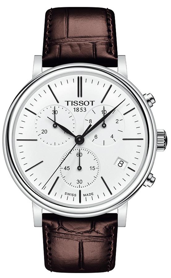 Tissot T122.417.16.011.00 - zegarek męski