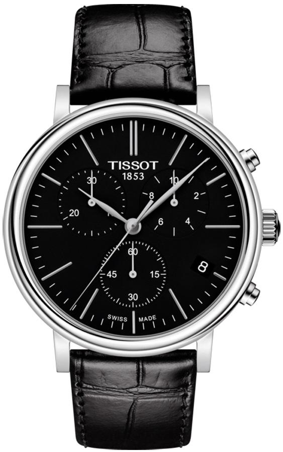 Tissot T122.417.16.051.00 - zegarek męski