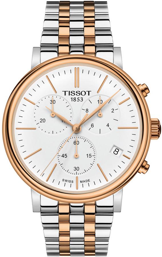 Tissot T122.417.22.011.00 - zegarek męski