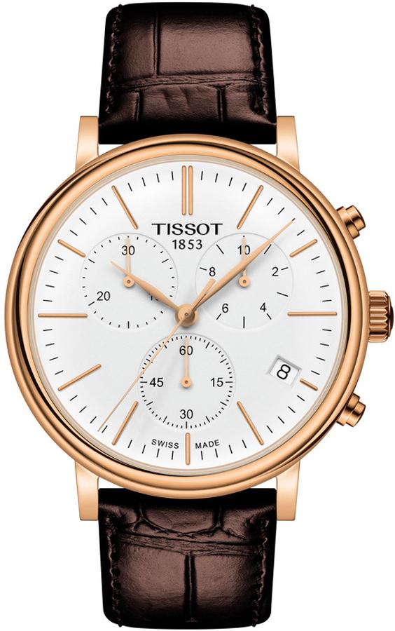 Tissot T122.417.36.011.00 - zegarek męski