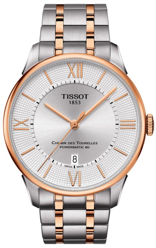 Tissot T099.407.22.038.02 - zegarek męski