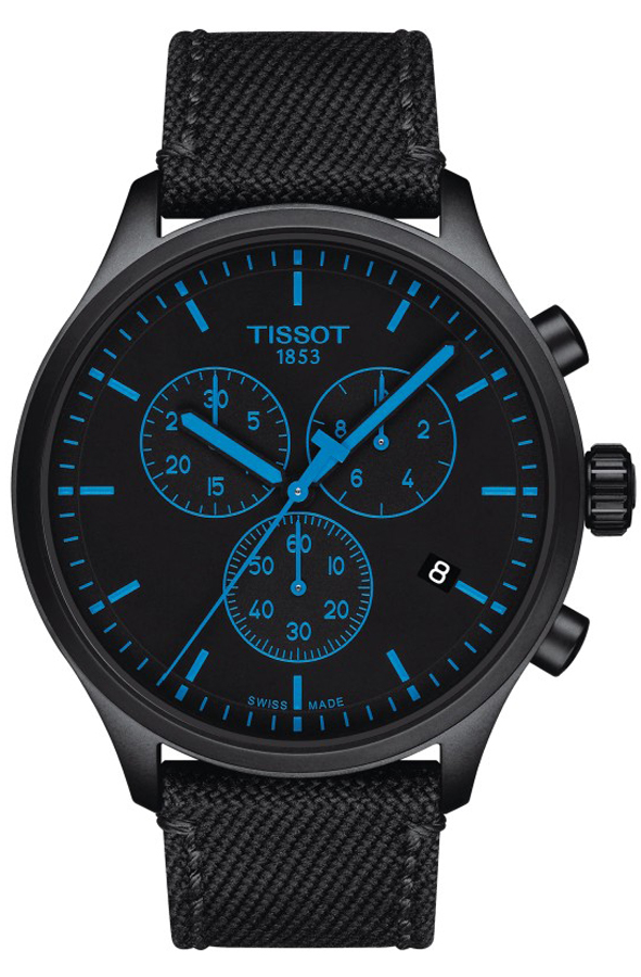 Tissot T116.617.37.051.00 - zegarek męski