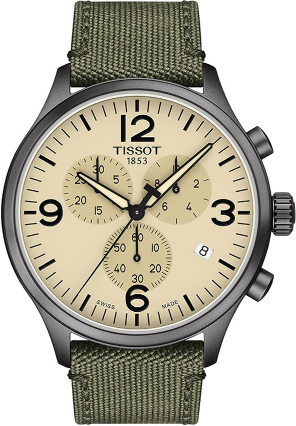 Tissot T116.617.37.267.00 - zegarek męski