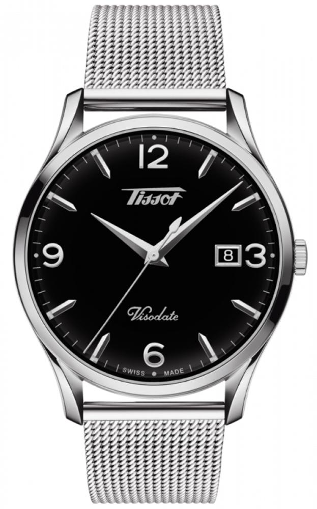 Tissot T118.410.11.057.00 - zegarek męski