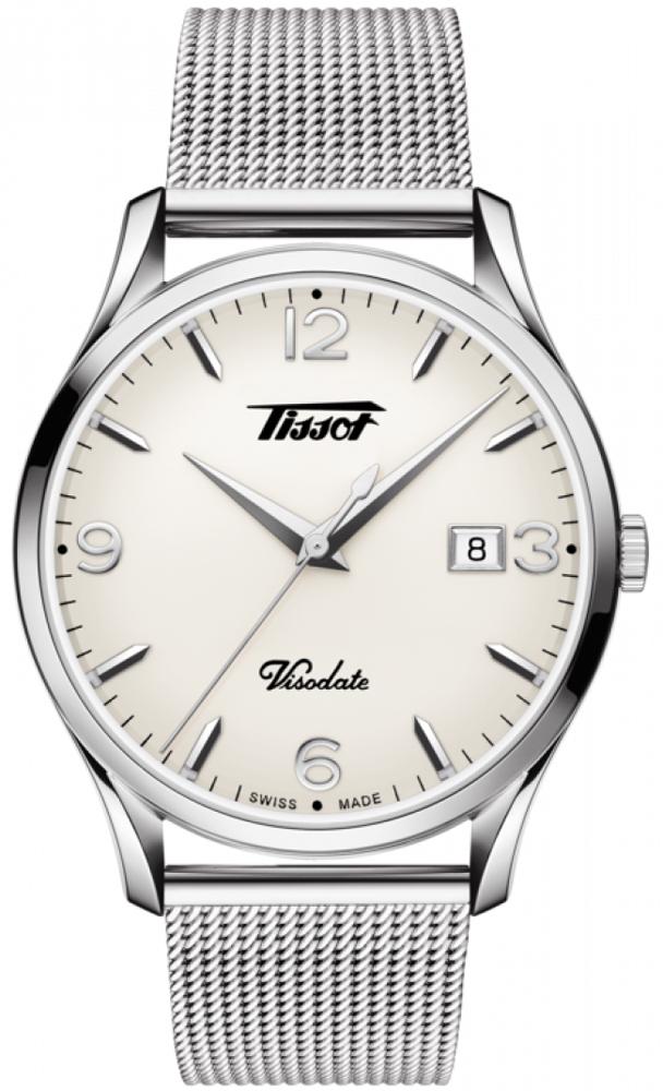 Tissot T118.410.11.277.00 - zegarek męski