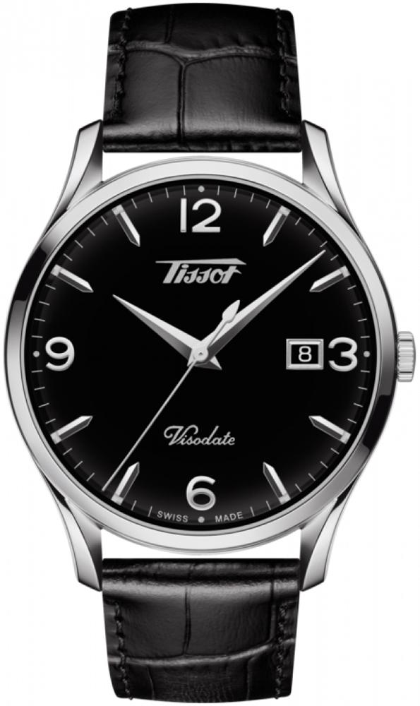 Tissot T118.410.16.057.00 - zegarek męski
