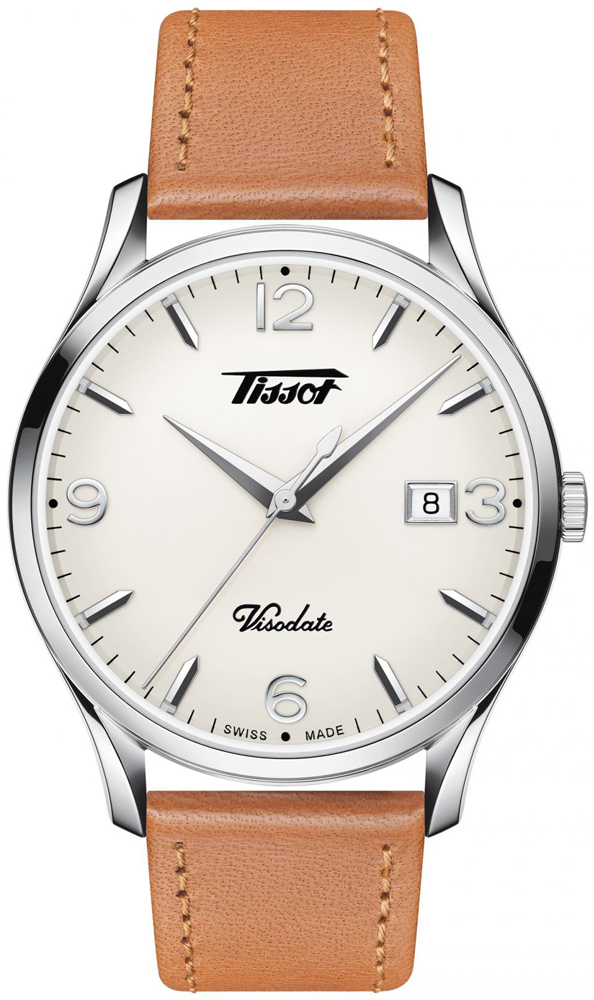 Tissot T118.410.16.277.00 - zegarek męski