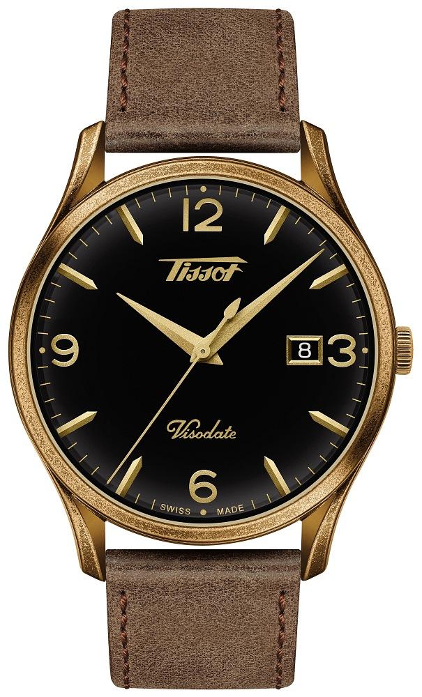 Tissot T118.410.36.057.00 - zegarek męski