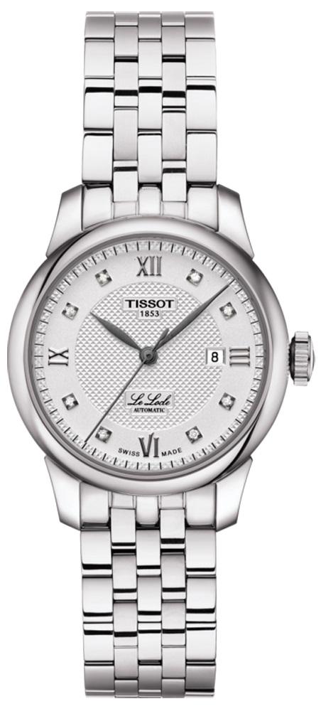 Tissot T006.207.11.036.00 - zegarek damski