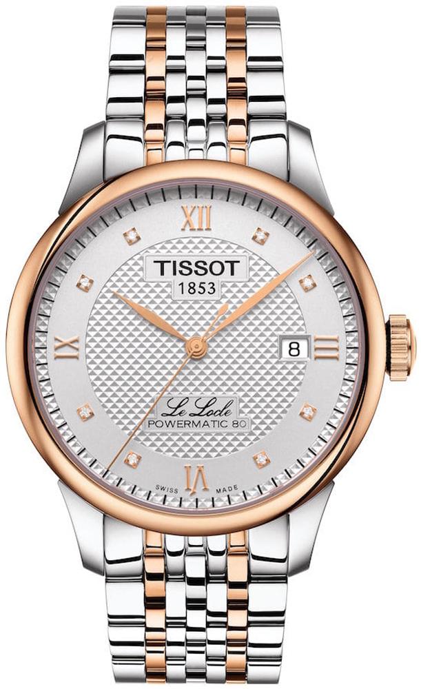 Tissot T006.407.22.036.00 - zegarek męski