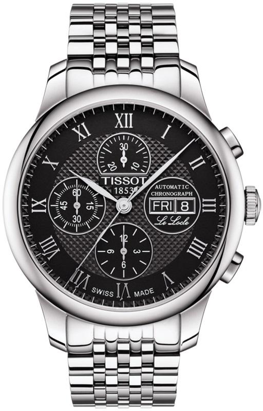 Tissot T006.414.11.053.00 - zegarek męski