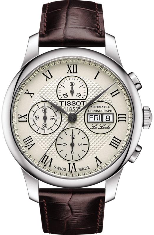 Tissot T006.414.16.263.00 - zegarek męski