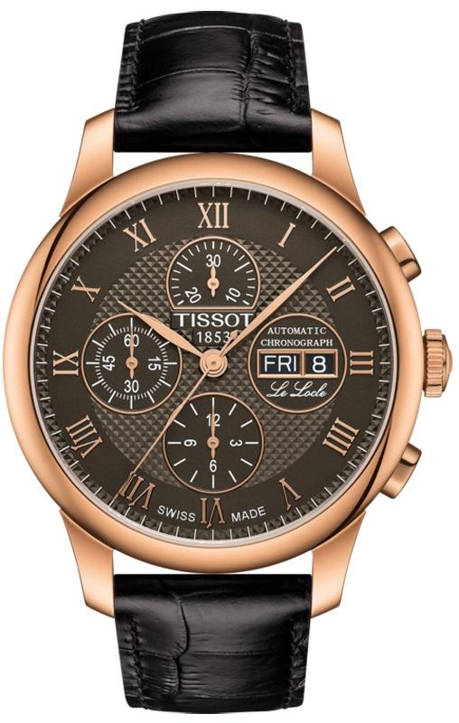 Tissot T006.414.36.443.00 - zegarek męski