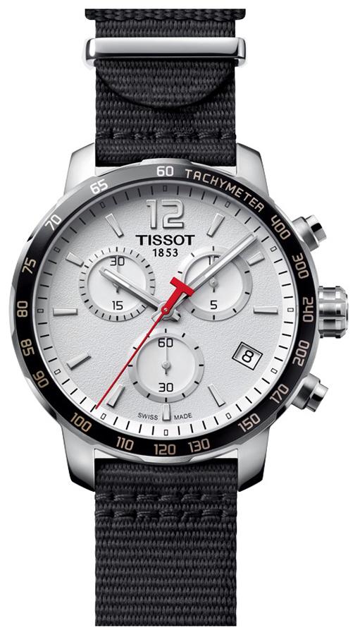 Tissot T095.417.17.037.36 - zegarek męski
