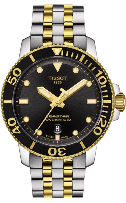 Tissot T120.407.22.051.00 - zegarek męski