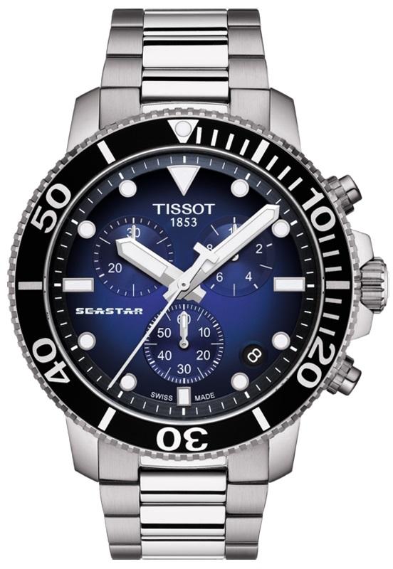 Tissot T120.417.11.041.01 - zegarek męski