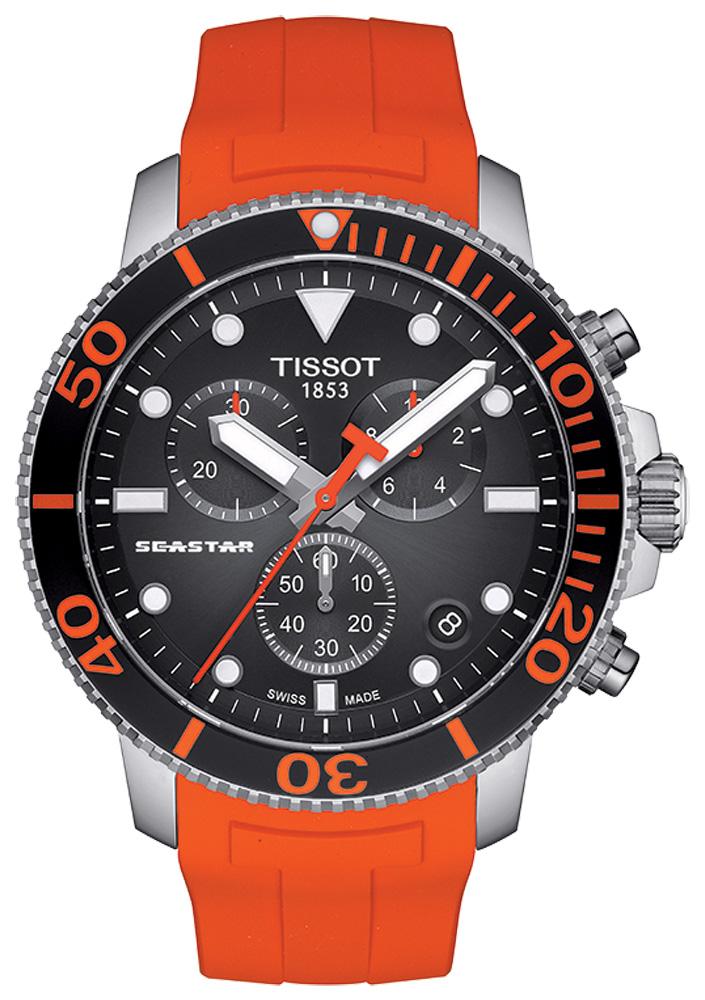 Tissot T120.417.17.051.01 - zegarek męski