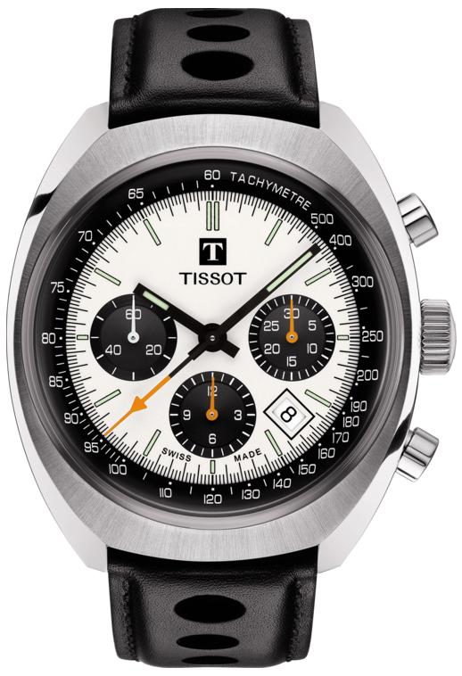 Tissot T124.427.16.031.00 - zegarek męski