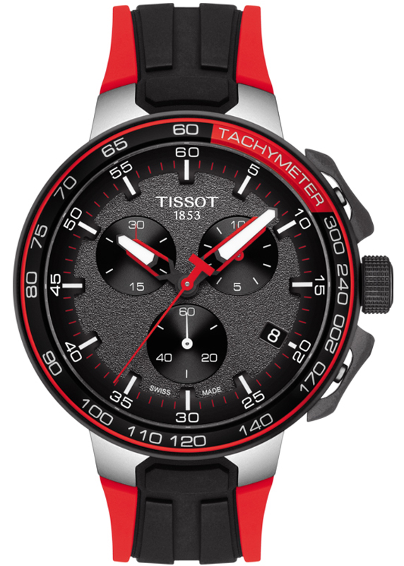 Tissot T111.417.27.441.00 - zegarek męski