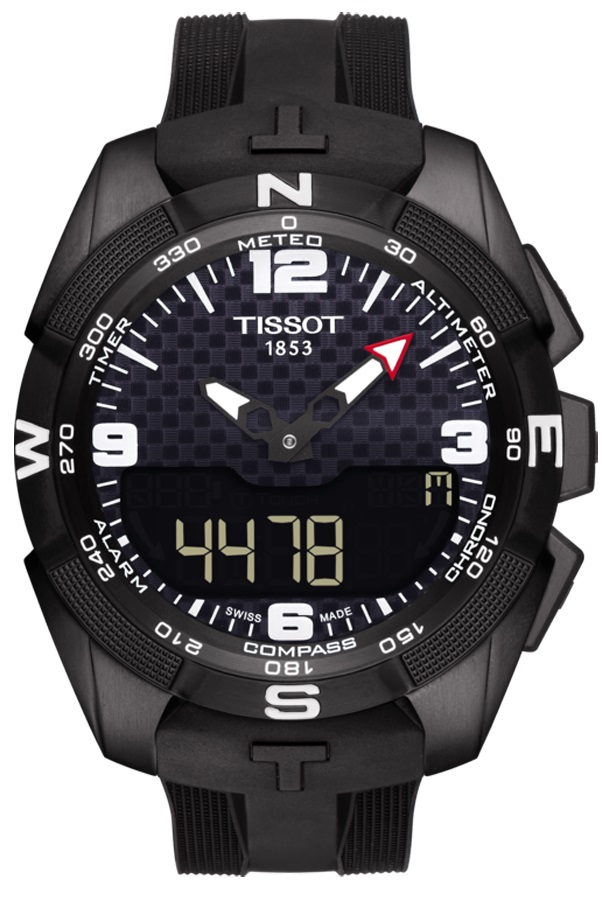 Tissot T091.420.47.057.04 - zegarek męski