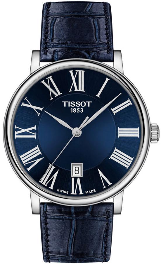 Tissot T122.410.16.043.00 - zegarek męski