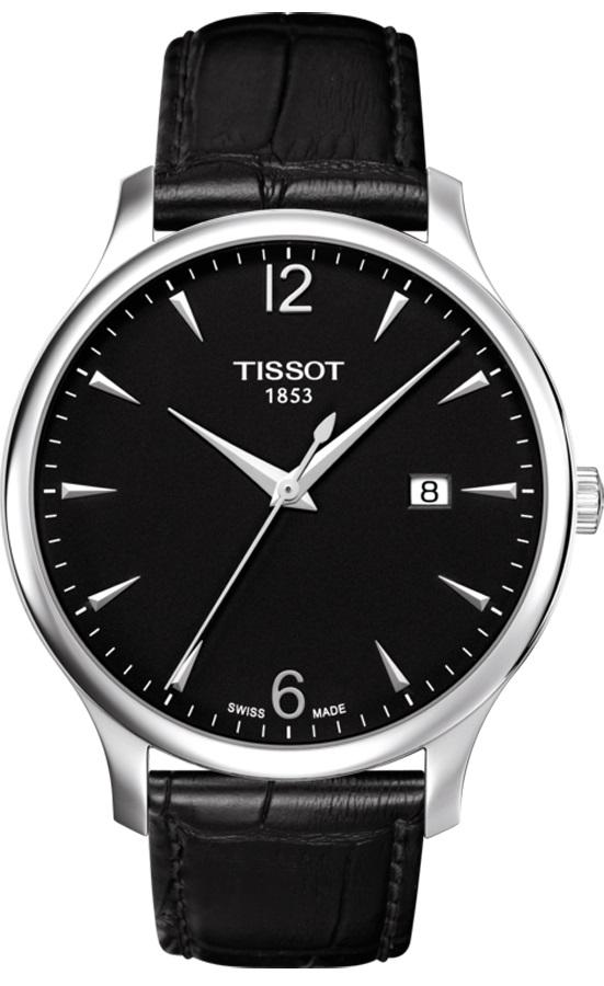 Tissot T063.610.16.057.00 - zegarek męski